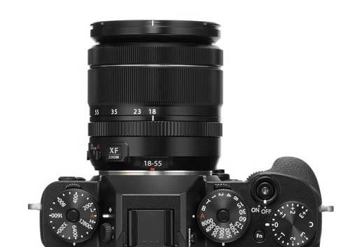 Новые изображения камеры Fujifilm X-T2