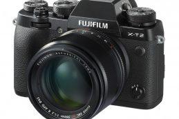 Официальный анонс беззеркальной камеры Fujifilm X-T2 с поддержкой 4K-видео