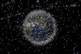 Российские специалисты создали оптико-электронный комплекс для обнаружения космического мусора