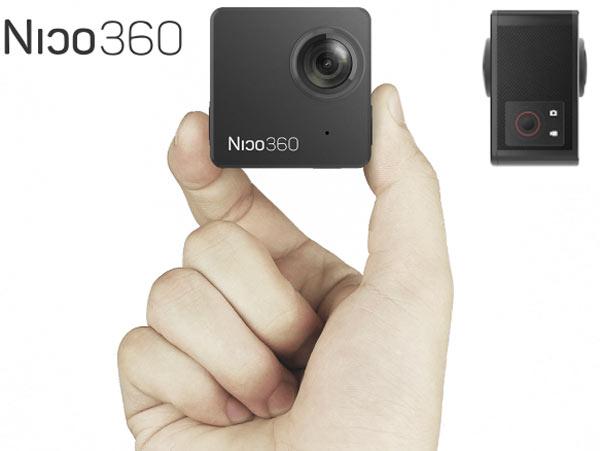 На сайте Indiegogo идет сбор средств на выпуск камеры Nico360