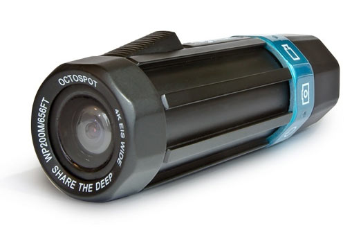На сайте Kickstarter идет сбор средств на выпуск носимой камеры Octospot