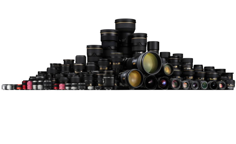 Суммарный объем выпуска сменных объективов Nikkor превысил 100 миллионов штук