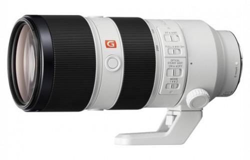 Sony представила свой флагманский бренд сменных объективов GMaster™