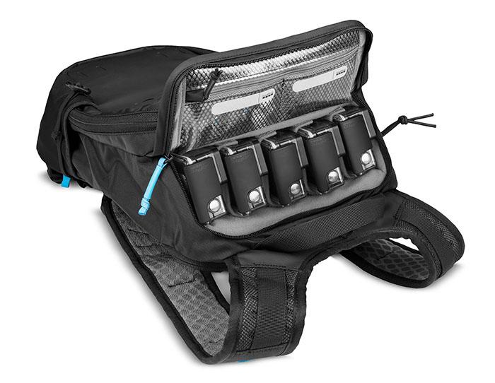 Новый фирменный аксессуар от компании GoPro позволит удобно уложить их и легко доставить в нужную локацию