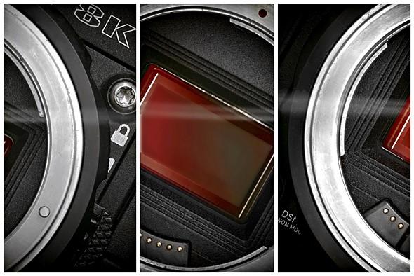 В камерах Red Weapon скоро будет использоваться датчик изображения Helium формата Super 35