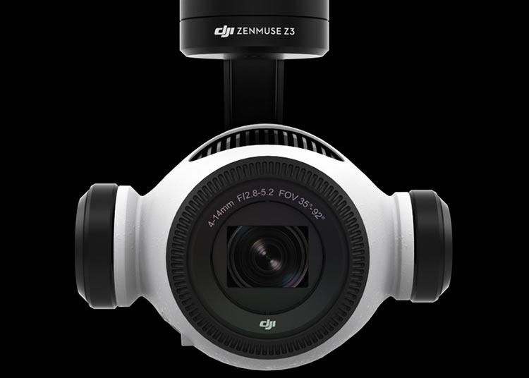 Китайский производитель дронов DJI представил новую камеру