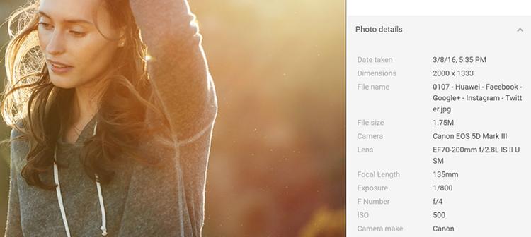 Компания Huawei использовала камеру Canon для рекламы фотовозможностей P9