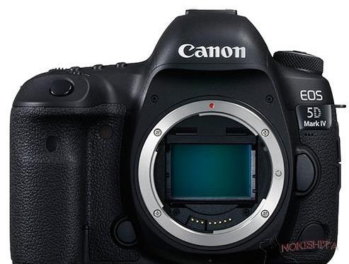 В скором времени дебютирует Canon EOS 5D Mark IV  с ценой 3800 евро