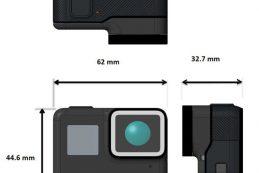 Стали известны характеристики камеры GoPro Hero5 Black
