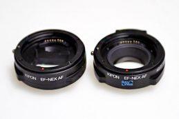 Компания Kipon выпустила две модели адаптеров, которые позволят их владельцам устанавливать объективы Nikon F и Leica R на камеры системы MFT
