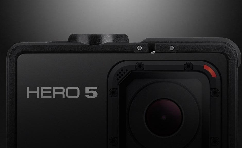 Камера GoPro Hero 5 будет понимать голосовые команды