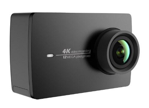 В Европе начались продажи камеры Yi 4K Action Camera 2