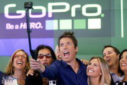 Камера GoPro Hero5 получит поддержку GPS