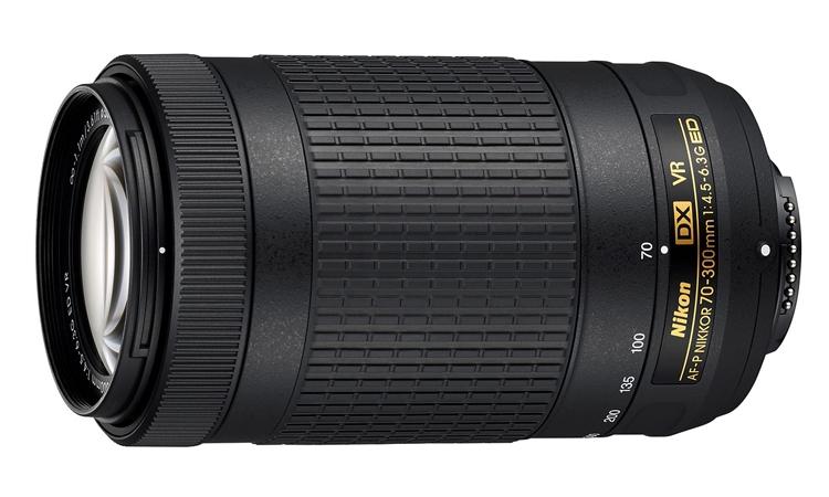 Компания Nikon пополнила семейство объективов DX NIKKOR двумя супертелескопическими моделями с зумом