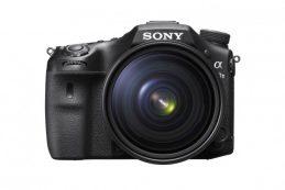 Компания Sony представила флагманскую полнокадровую зеркальную камеру A99 II