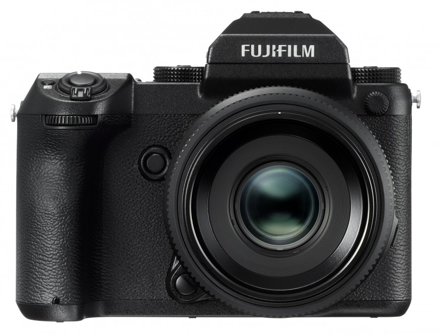 Компания Fujifilm представила необычную беззеркальную камеру со сменной оптикой