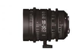 Компания Sigma анонсировала собственную линейку объективов для кинопроизводства
