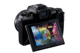 Сетевые источники опубликовали изображения и предварительные технические характеристики беззеркальной фотокамеры Canon EOS M5