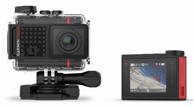 Компания Garmin представила экшн-камеру Virb Ultra 30, призванную составить конкуренцию GoPro Hero4