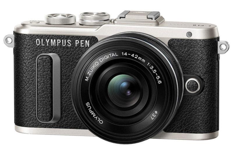 Olympus объявила о выходе беззеркальной системной камеры младшего уровня – PEN E-PL8