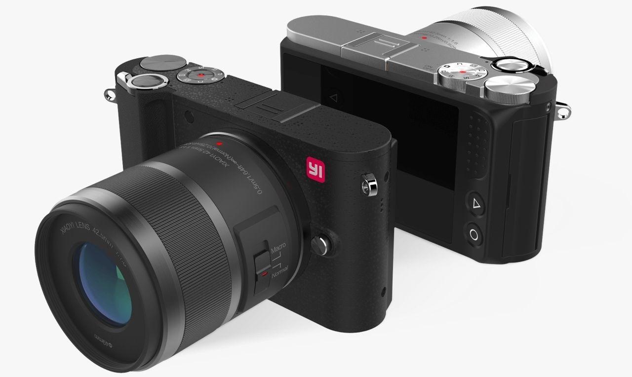 Компания YI Technology анонсировала компактную беззеркальную (системную) камеру YI M1