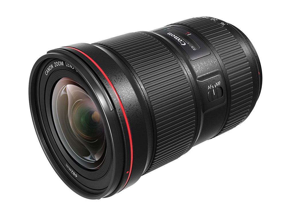 Canon объявила о выходе EF 16-35mm F2.8L III USM