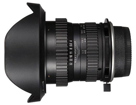 Laowa 15mm f/4, самый широкоугольный в мире макрообъектив с увеличением 1:1