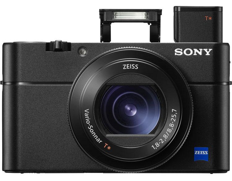 Sony RX100 V — самый быстрый в мире автофокус и самое большое количество точек фокусировки