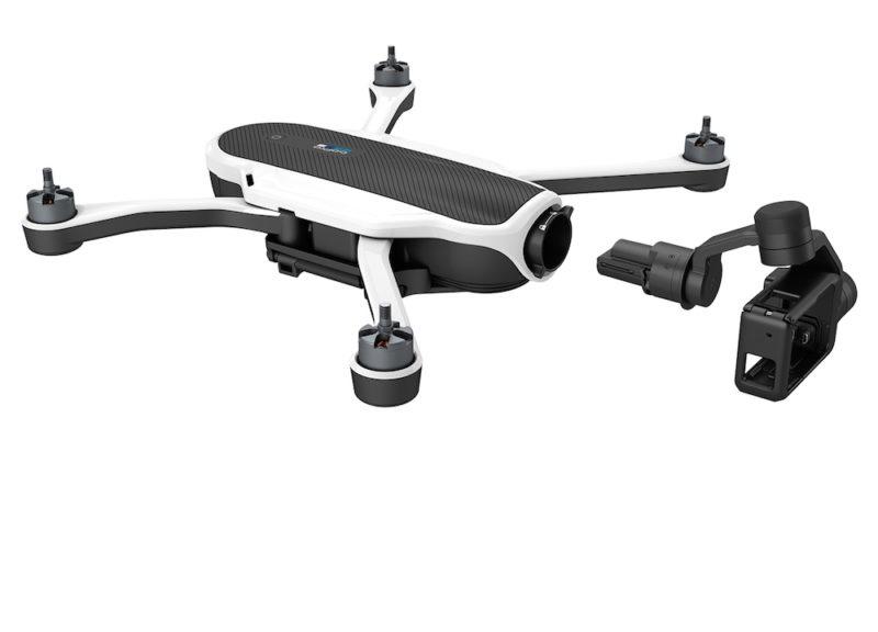 GoPro официально объявила о выходе давно ожидаемого дрона Karma