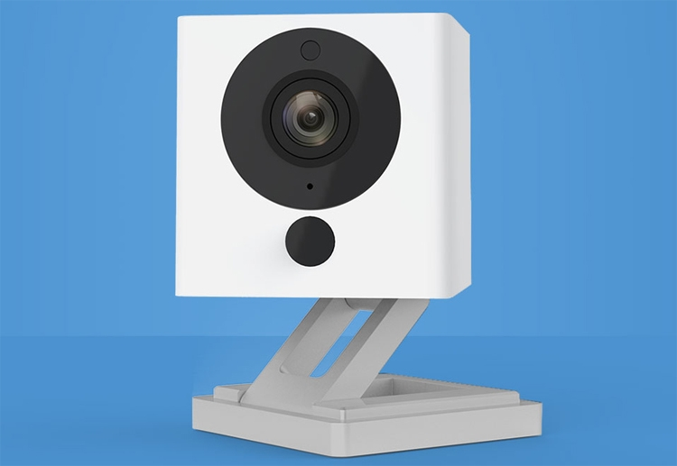 Китайская компания Xiaomi представила небольшую видеокамеру Little Square