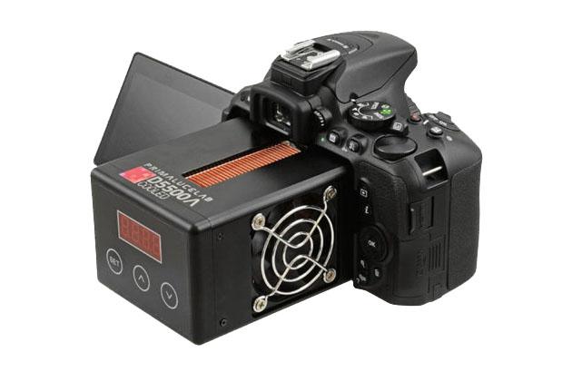 Итальянская компания PrismaLuceLab выпустила модификацию зеркальной камеры Nikon D5500