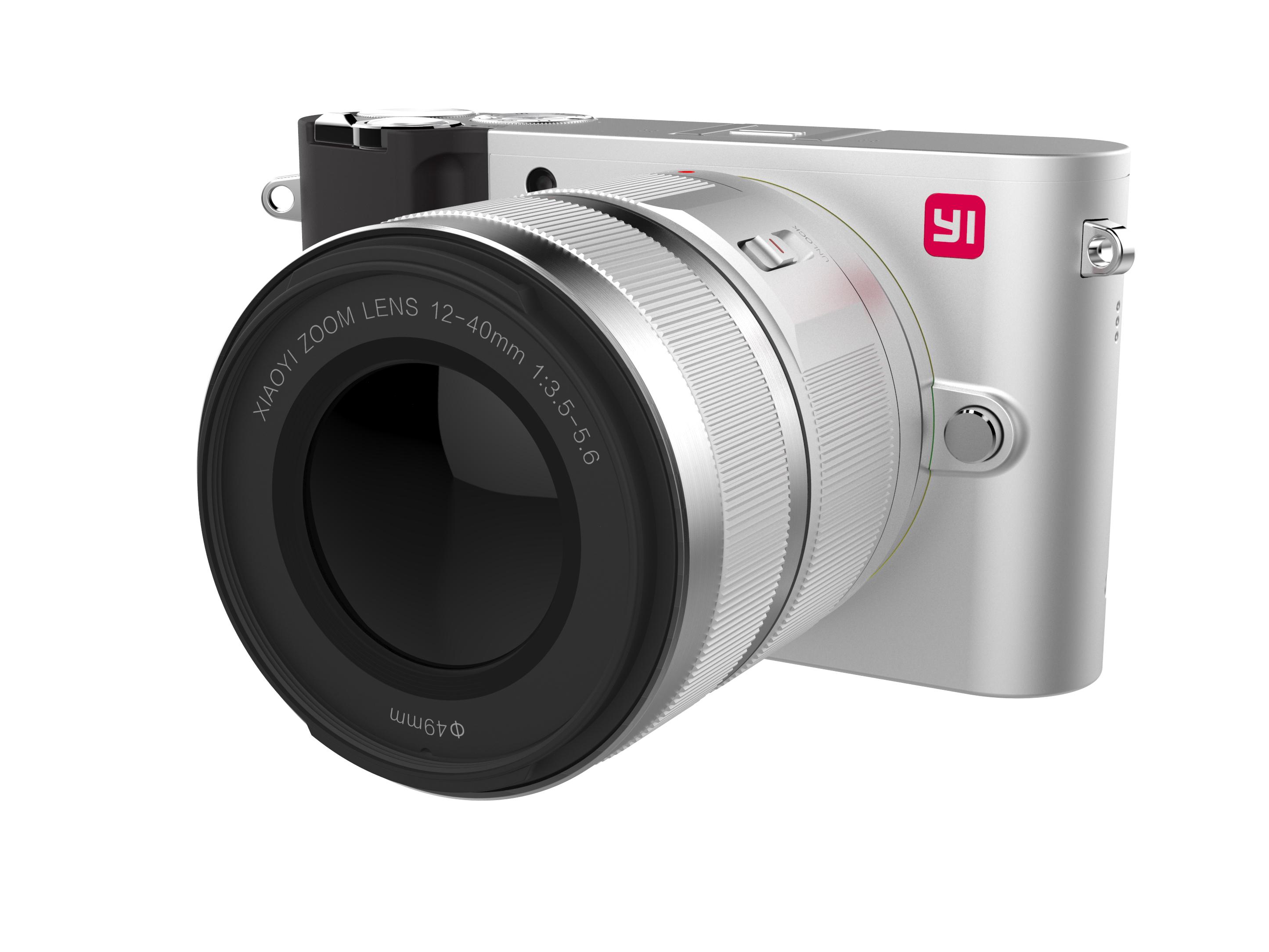 Компания YI Technology представил свою первую профессиональную цифровую камеру YI M1 Mirrorless Digital Camera