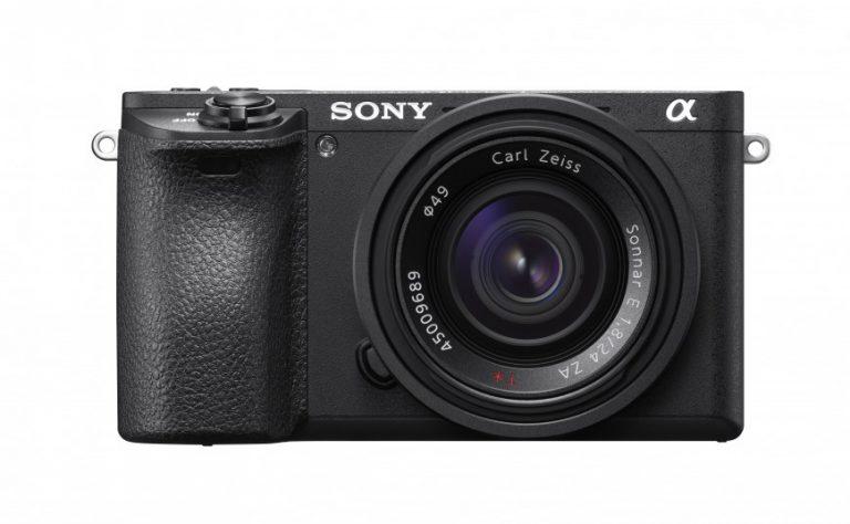 Компания Sony анонсировала свою новую флагманскую беззеркальную камеру со сменной оптикой — Sony A6500