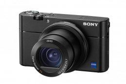 Sony представила новую компактную камеру из продвинутой серии Cyber-shot RX100