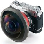 Entaniya 250 Fisheye MFT - объектив, который может отчасти «видеть» даже то, что находится позади него
