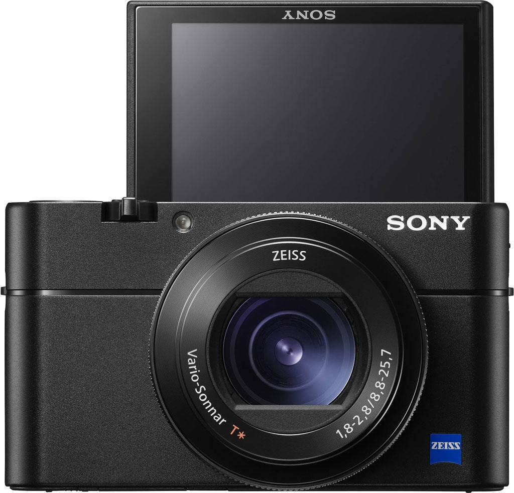Компания Sony представляет Sony RX100 V