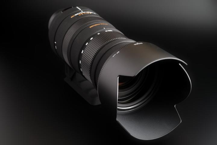 Компания Sigma представляет Sigma 500mm F4 DG OS HSM Sport