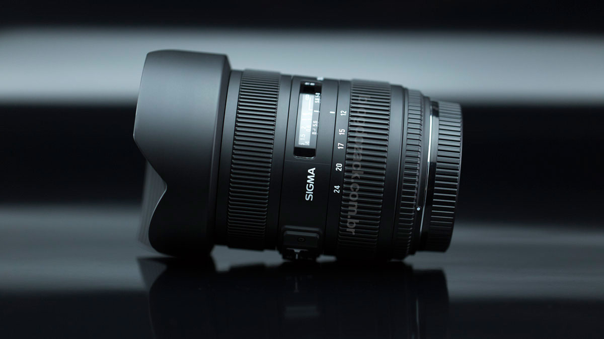 Компания Sigma представляет Sigma 12–24mm F4 DG HSM Art