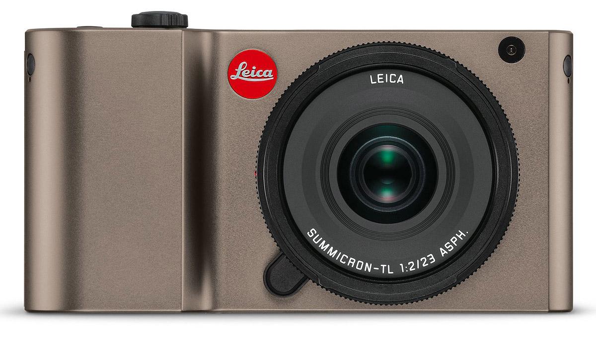 Компания Leica объявила о выходе новой компактной системной камеры Leica TL