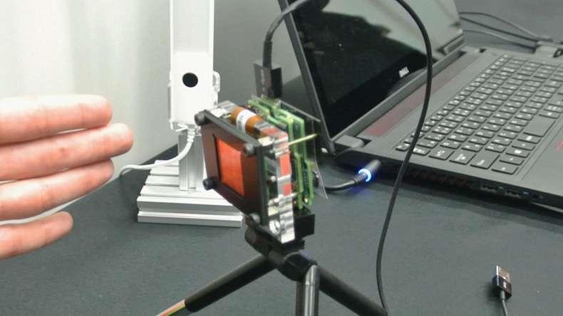 Японский производитель Hitachi разрабатывает уникальную камеру без линз