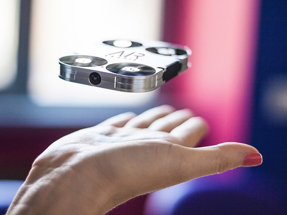 AirSelfie — «летающая селфи-камера»