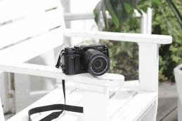 Компания Fujifilm анонсировала беззеркальный фотоаппарат начального уровня X-A1