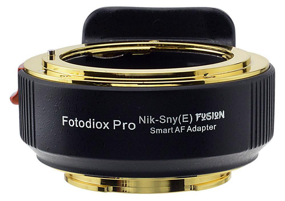 Компания Fotodiox выпустила новый адаптер, позволяющий полностью использовать возможности объективов Nikon при установке их на камеры Sony с байонетом Е