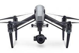 DJI Inspire 2 – дрон для профессиональных кинематографистов и фотографов