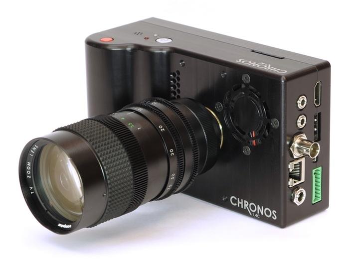 Стартап Kron Technologies представил камеру Chronos 1.4