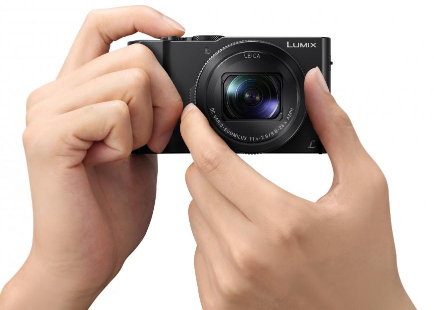 Компания Panasonic сообщила подробности о российском выпуске высококлассной компактной камеры Lumix DMC-LX15