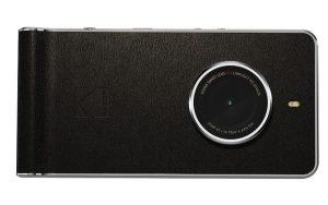 Компания Kodak представила смартфон для фотографов