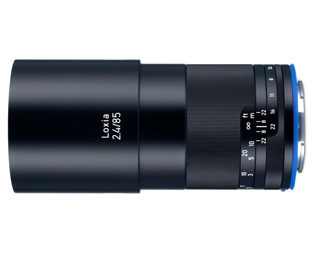 Компания Zeiss представляет телеобъектив Zeiss Loxia 85mm f/2.4