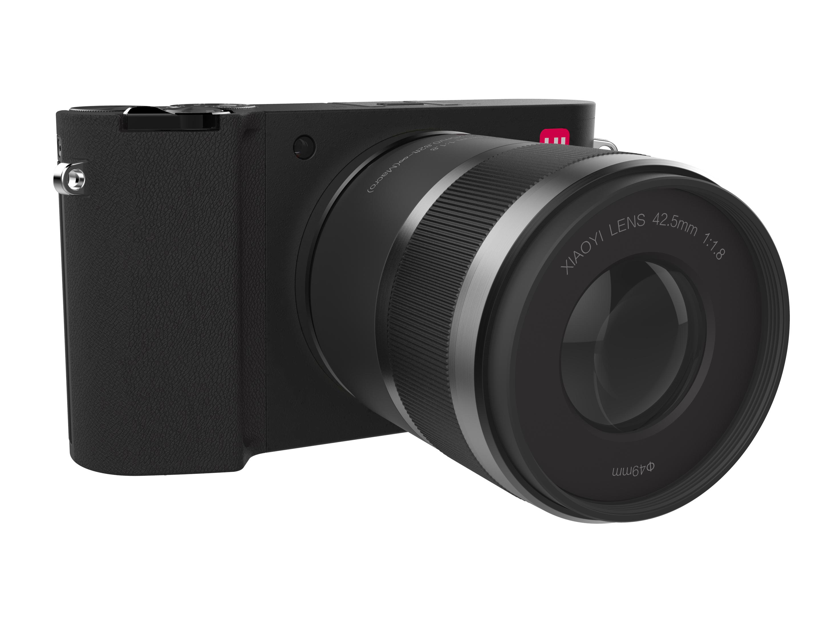 Компания YI Technology представляет беззеркальную камеру со сменной оптикой формата MFT — YI M1