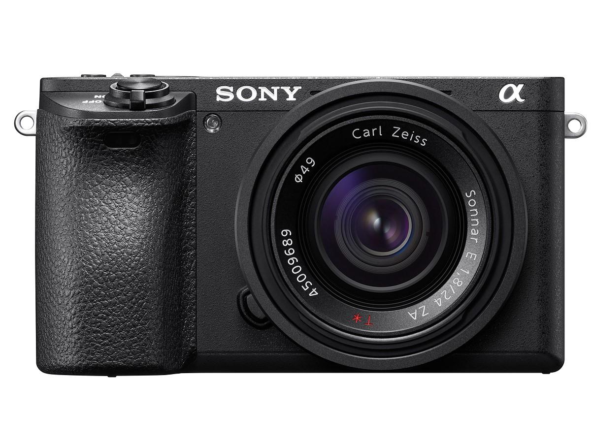 Компания Sony представляет Sony α6500 беззеркальную камеру со сменной оптикой формата APS-C